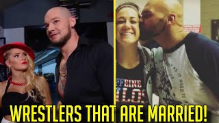 15 Wrestlers You Probably DIDN'T KNOW Were Married!