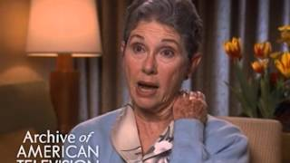 "Elinor Donahue discusses working with the cast of ""The Andy Griffith Show""- EMMYTVLEGENDS.ORG"