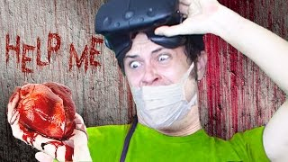VIRTUAL REALITY SURGEON SIMULATOR | HTC Vive VR