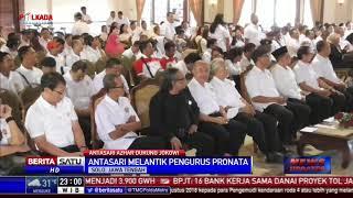 Antasari Azhar Deklarasi Dukung Jokowi