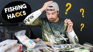 So bringst du ORDNUNG in deine Angeltasche! #FishingHacks