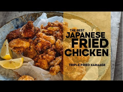 The Secret to Perfect Karaage (Japanese Fried Chicken) | Easy Japanese Cooking | Recipe