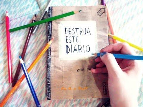 Eu li, e Dai? #22 - Destrua este diário