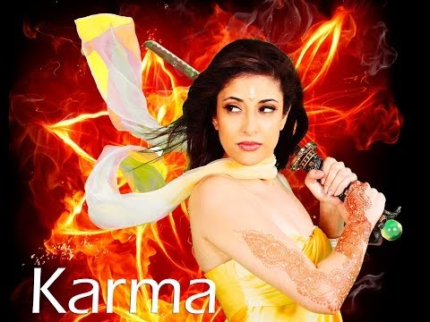 FERITTA TALKS ABOUT HER SINGLE KARMA - OUT NOW