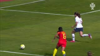 Algarve Cup 2019: China 1 - 3 Noruega (Grupo C, Dia 2)