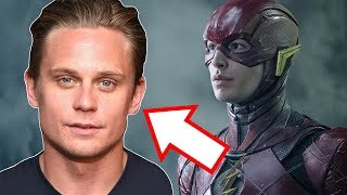 The Flash NEW Reverse Flash Casting! NEW Details & More DC Movie News!