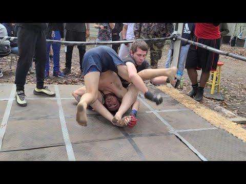 (OUTLAW) VS ( DRU) MMA