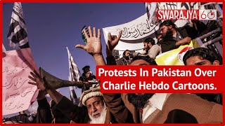 Republication Of Cartoons On Muhammad By Charlie Hebdo Results In Protests Across Pakistan | France