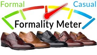 10 Dress Shoes Ranked (Formal To Casual)