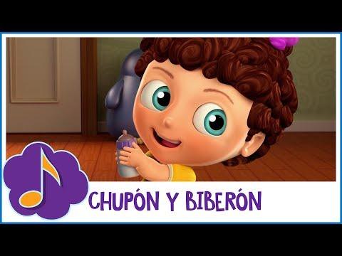 Video musical del APP: Chupón y Biberón ; la mejor app para dejar el chupón y biberón