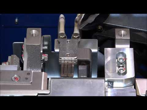 Ampag Boxer II – Rengöring av förslutningsenheten