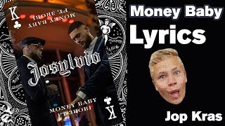 MONEY BABY   Lyrics   JOSYLVIO Ft. 3ROBI