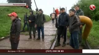 В Петропавловске нашли тело утонувшей девочки. Новости Казахстана 29.06.2016