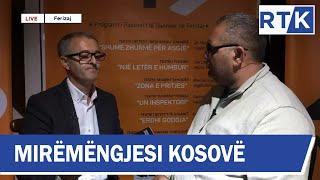 Mirëmëngjesi Kosovë - Drejtpërdrejt - Fatmir Hyseni 21.10.2019