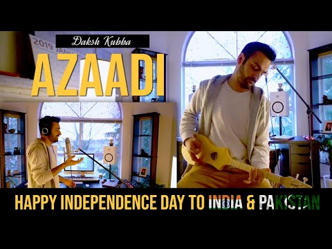 Azaadi | Bande Mataram | Daksh Kubba