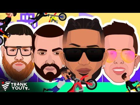 Lirico En La Casa El Motorcito Remix Feat De La Ghetto Nacho  Miky Woodz