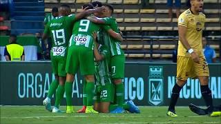 Nacional vs Rionegro (1-0) Liga Aguila 2019-II | Fecha 17
