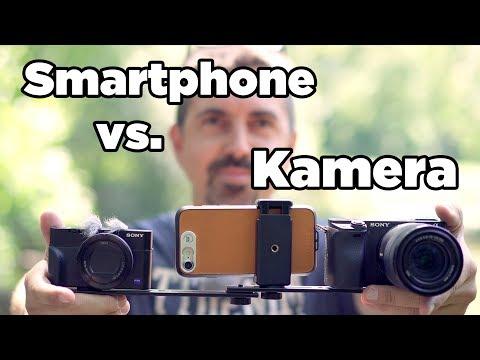 Smartphone vs. Kompaktkamera vs. Systemkamera (DSLR)