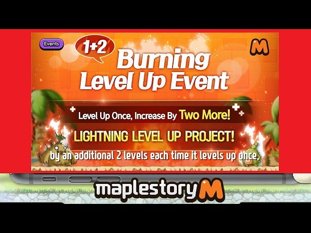 maplestory step up event
