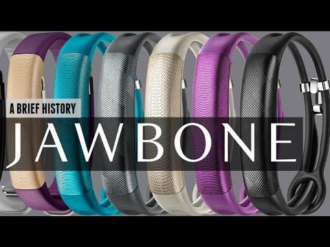 Jawbone: A brief history