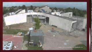 realizzazione scuola a Busta di Montebelluna TV