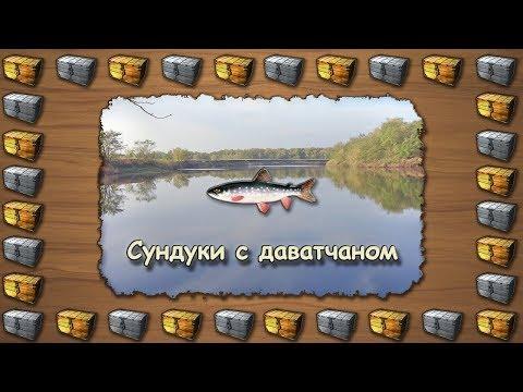 Русская Рыбалка 3.99 (Russian Fishing) Сундуки с даватчаном на Золотой Рыбке #6