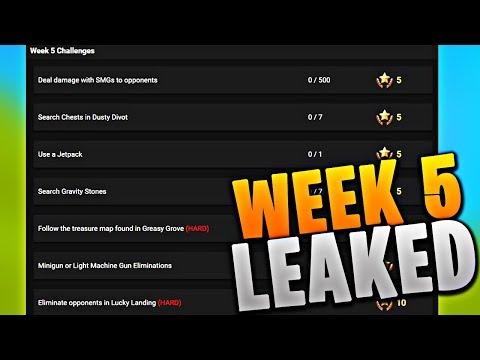 Fortnite Chapter 2 Season 1 Map Leak