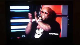 Celo Green's 'Forget You' On The Voice