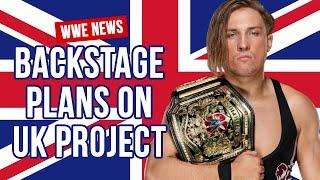 Backstage News On WWE's UK Plans | Kholo.pk