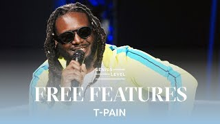 Why T-Pain Didn't Get Paid For Some Of His Biggest Features   Genius Level