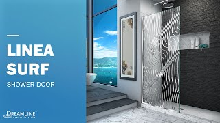 Watch Linea Surf Shower Door