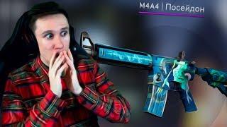 КРАФТ M4A4 - ПОСЕЙДОН ! | КОНТРАКТЫ CS:GO / КС:ГО
