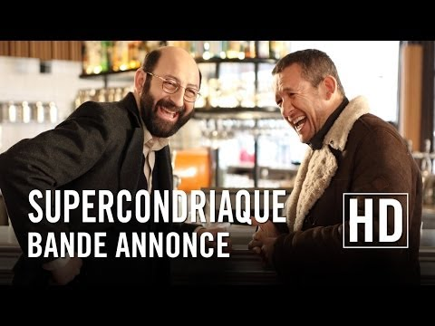 Supercondriaque - Bande-annonce officielle HD