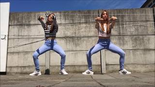 Ephwurd - Vibrations   Dance   Vietnam   Shuffle   SISSTA   DUO   Choreography by Tutti Fruttiz