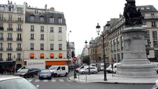 preview picture of video 'Place de Clichy, Paris'