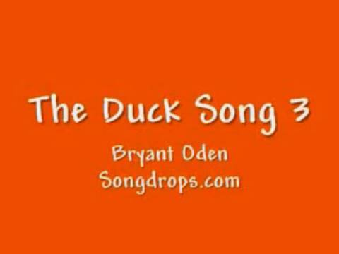 The Duck Song 3 With Lyrics The Original Video Chords