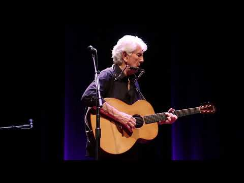 Graham Nash - Myself At Last - Francis Marion Performing Arts Center 3/3/18