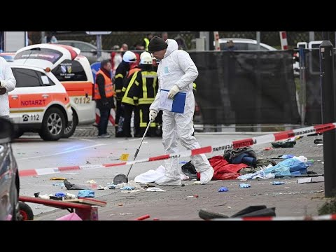 Γερμανία: Γνωστός στις αρχές ο δράστης της επίθεσης σε καρναβάλι…