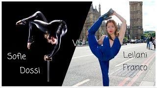 Sofie Dossi VS Leilani Franco