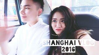 VLOG #3 SHANGHAI TRIP 2016 with Ericko & Peter ( NIKITA KUSUMA )