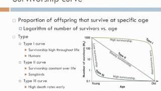 Biology 2, Lecture 14: Population Ecology
