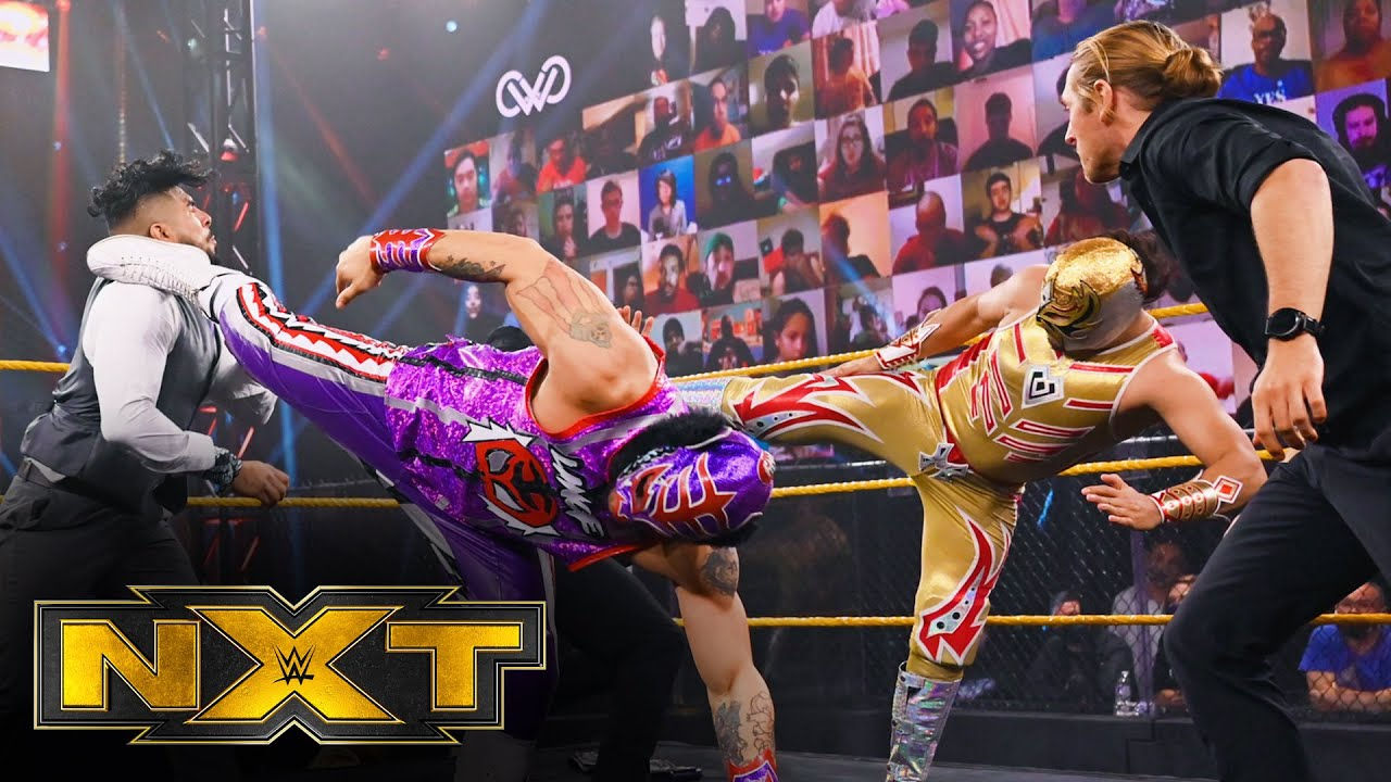 WWE NXT Cruiserweight Title Match Update For Tonight