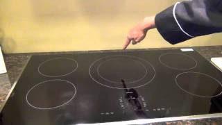 Jenn-Air Induction Cooktop Demonstration