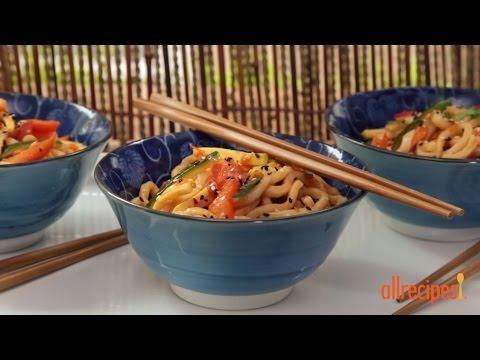 How to Make Shanghai Noodle Salad | Noodle Recipes | Allrecipes.com