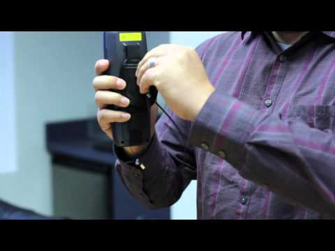 HT660 - How to set up the device out of the box - Unitech