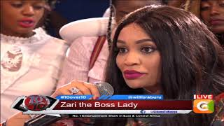 I couldn't keep on reading a book that I know how the chapter ends - Zari #10Over10