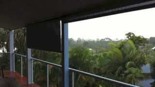 Wire Guide Awning Byron Bay