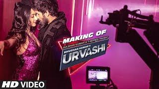 Making Of Urvashi Video   Shahid Kapoor   Kiara Advani   Yo Yo Honey Singh   DirectorGifty