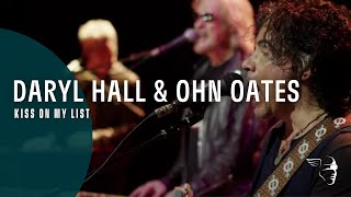 Download Daryl Hall John Oates Kiss On My List Live In Dublin In Hd Mp4 3gp Codedfilm