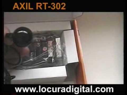 COMO INSTALAR UN RECEPTOR DIGITAL TDT AXIL RT302